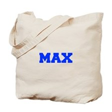 MAX-fresh blue Tote Bag