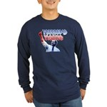 Freedumb Fighter Bush Long Sleeve Dark T-Shirt