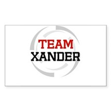 Xander Rectangle Decal