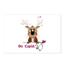 On Cupid Postcards (Package of 8)
