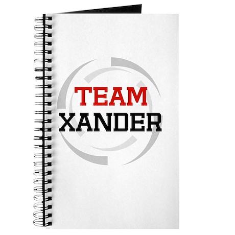 Xander Journal