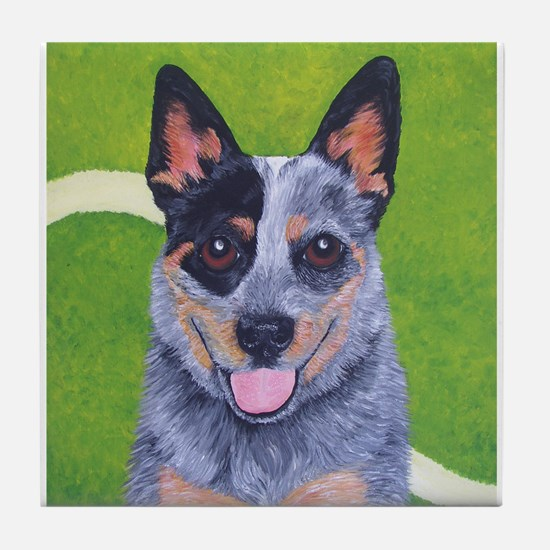 Happy Cattle Dog