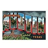 Austin texas Postcards