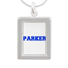 PARKER-fresh blue Necklaces