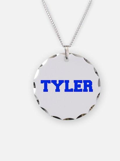 TYLER-fresh blue Necklace