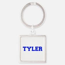 TYLER-fresh blue Keychains