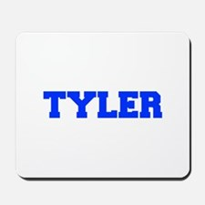 TYLER-fresh blue Mousepad