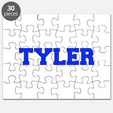 TYLER-fresh blue Puzzle