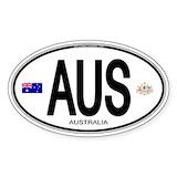 Canberra Bumper Stickers