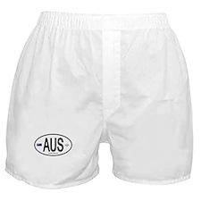 Australia Intl Oval Boxer Shorts