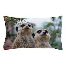 Meerkat013 Pillow Case