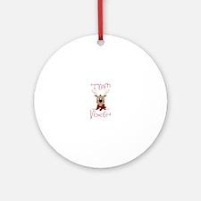 Team Vixen Ornament (Round)