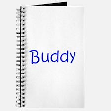 Buddy-kri blue Journal