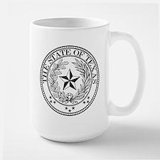 Texas State Seal Mug