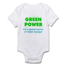 Wind Energy Infant Bodysuit