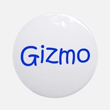 Gizmo-kri blue Ornament (Round)