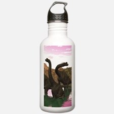 Brachiosaurus Water Bottle