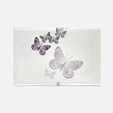 I Spy Butterflies Rectangle Magnet