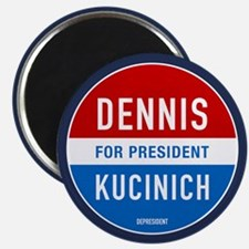 Kucinich for President Magnet