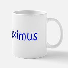 Maximus-kri blue Mugs