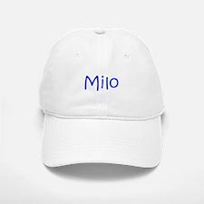 Milo-kri blue Baseball Baseball Baseball Cap