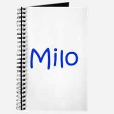 Milo-kri blue Journal