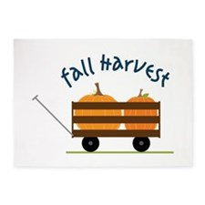 Fall Harvest 5'x7'Area Rug