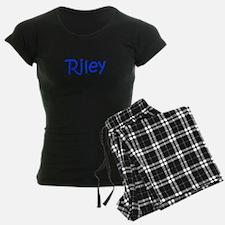 Riley-kri blue Pajamas