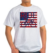 US FLAG RIDE T-Shirt