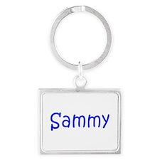 Sammy-kri blue Keychains