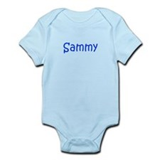 Sammy-kri blue Body Suit