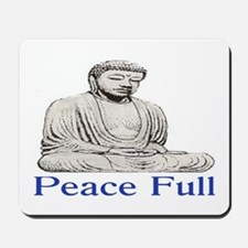 PEACE FULL Mousepad