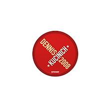 Twisted Kucinich 2008 Mini Button