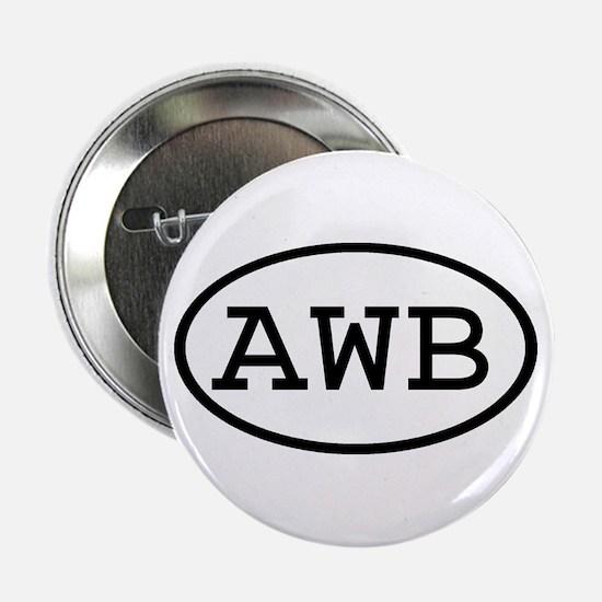 AWB Oval Button