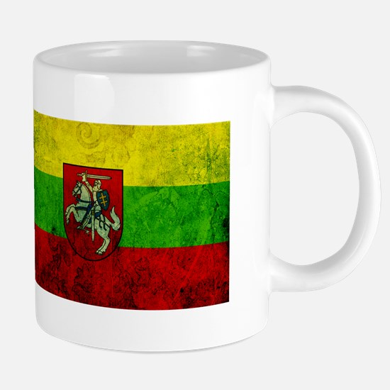 Lithuania Flag Mugs