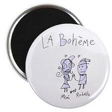 La Boheme: The Mimi & Rodolfo Magnet