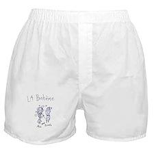 La Boheme: The Mimi & Rodolfo Boxer Shorts