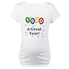 1980 A Great Year Shirt