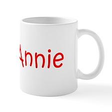Annie-kri red Mugs