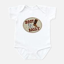 Boot 'N Rally Infant Bodysuit