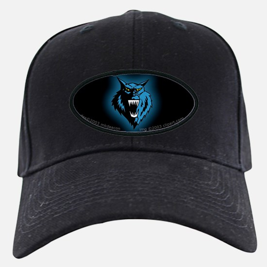 Night Wolf Baseball Hat