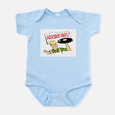 DELICIOUS VINYL Infant Bodysuit