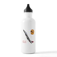 tomcatter.jpg Water Bottle