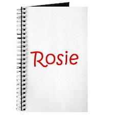 Rosie-kri red Journal