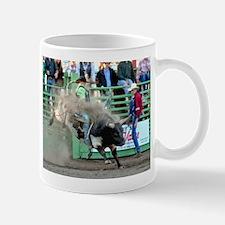 Bull Riding Mug