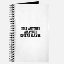 just another amature guitar p Journal