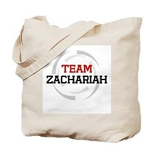 Zachariah Tote Bag