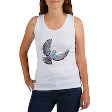 pigeon design Women's Tank Top