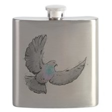 pigeon design Flask