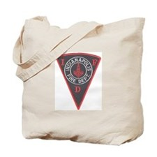 Indianapolis Fire Dept Tote Bag